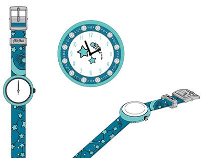 Exclusive Designs for Flik Flak