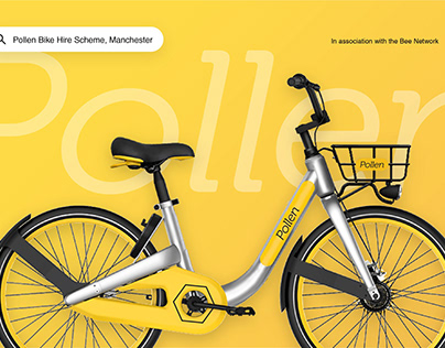 Pollen Bike Hire