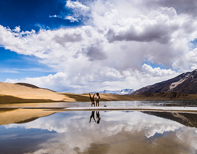 Landscapes of Ladakh