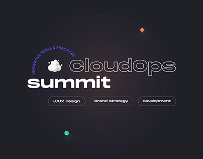 Website for Cloudops Summit