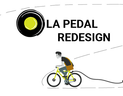Ola pedal Redesign: UX Research