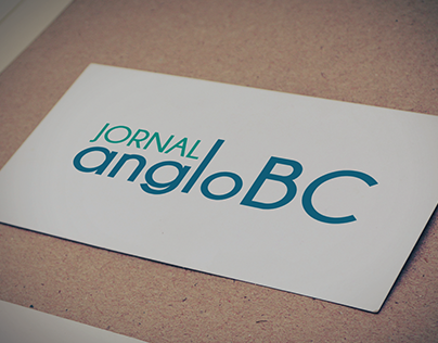 Jornal AngloBC - Design Project
