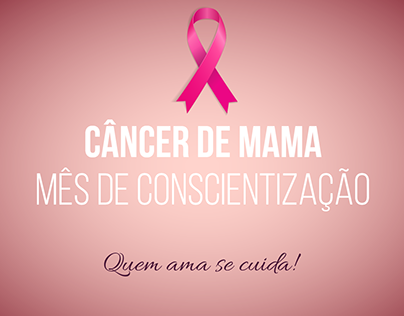 Breast Cancer Awareness Month.