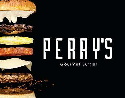 PERRY'S - Burger Branding