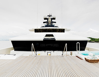 EQUANIMITY SUPER YACHT