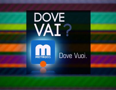 Metro Brescia Spot