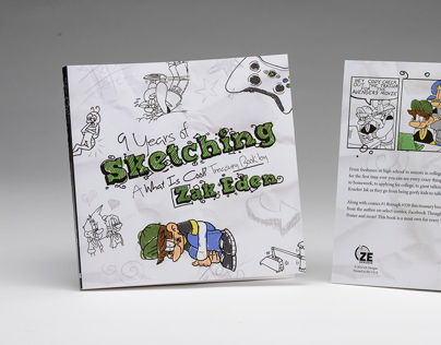 9 Years of Sketching: A What Is Cool? Treasury Book