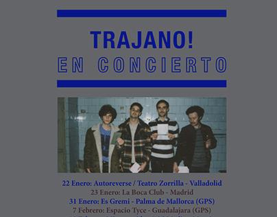 Trajano! gira multiformato online