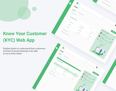 Know Your Customer - KYC | UI UX in Banking