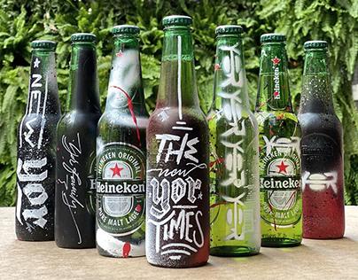 Heineken e Yor Burger - Ação de Inauguração