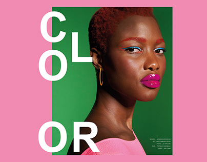 EDITORIAL - COLORS BEAUTY