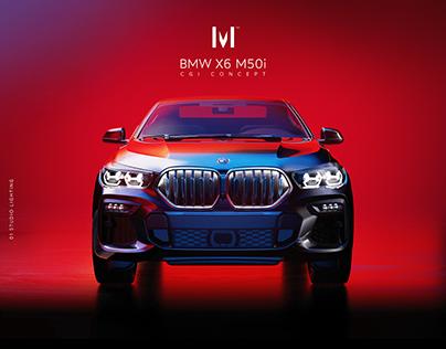 BMW x6 - CGI concept