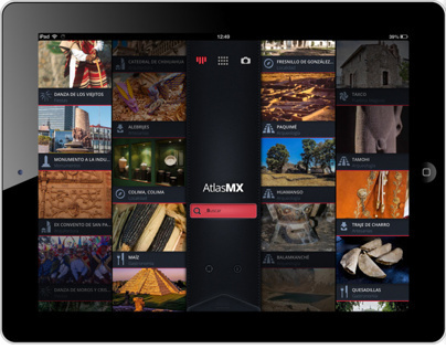 AtlasMX  -  iPad App