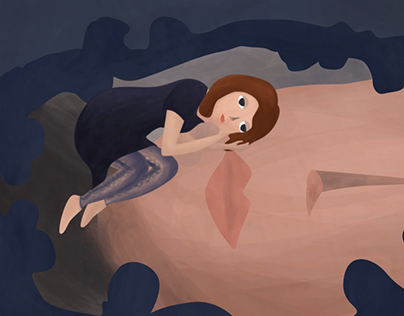 Animation shorts for music video