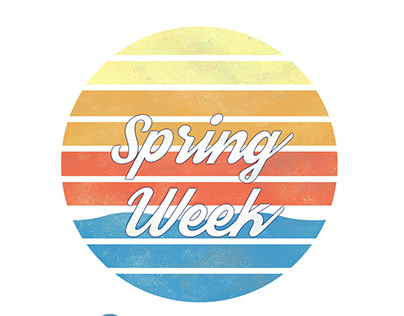 Spring Week 2018 Shirt Design