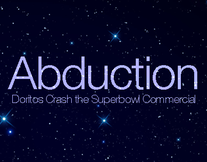 Crash the Superbowl - Abduction