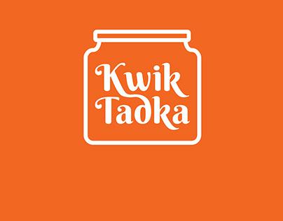 Kwik Tadka - Packaging, Social Media