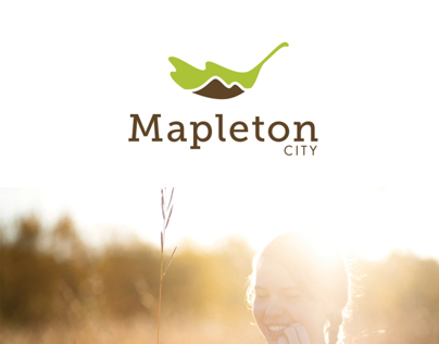 Mapleton City Rebranding