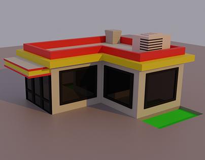 3D Modeling ( Blender )