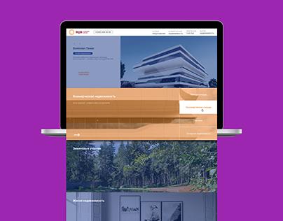 MDM Realtor website 2016