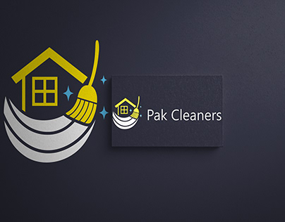 Cleaners Logo Design