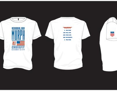 Crossfit Cedar City T-Shirt