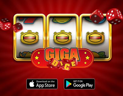 GigaDice - Vegas Style Slot Machine