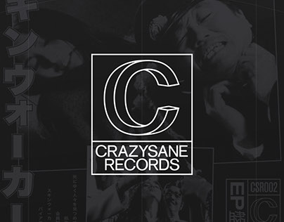 CRAZYSANE RECORDS - Onlineshop Design & Implementation