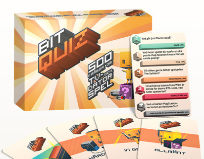 BitQuiz - Videogame Trivia