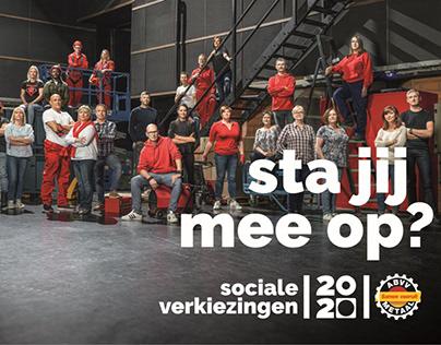 Sociale verkiezingen ABVV