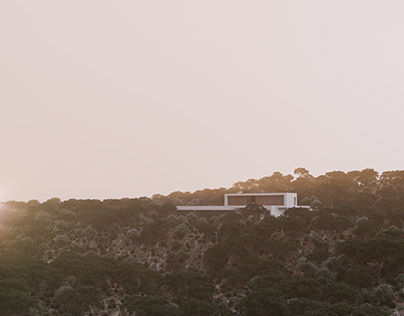 CGI: House in Greece