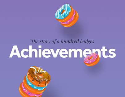 Achievements: The Story of a Hundred Badges