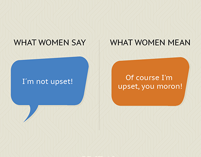 What Women Mean
