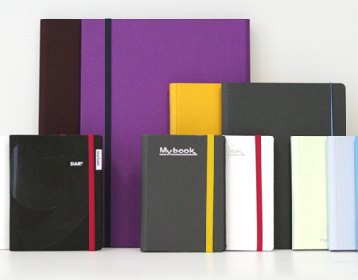 Mybooks   - a range of bespoke notebooks from A14