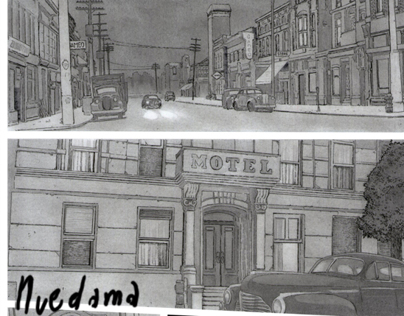 Ghost Road page