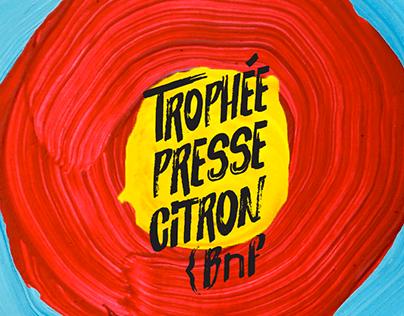 Trophée Presse Citron {BnF