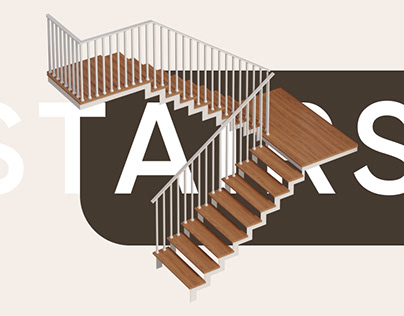 Staircase manufacturing - Landing page