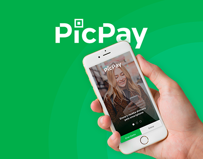 Redesign • App PicPay