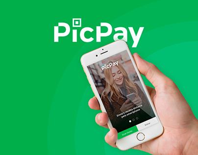 Redesign • App PicPay