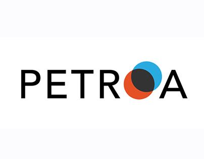 Petroa: logo and branding