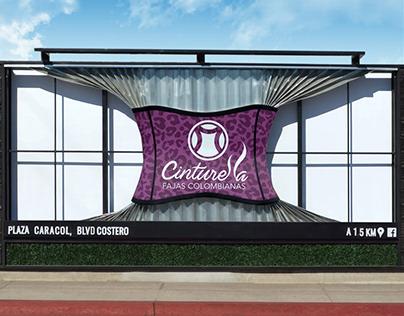 Publicidad exterior - Valla Cinturella
