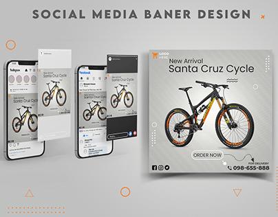 Social Media banner Design | Instagram post design |