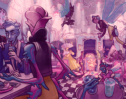 Fairy Diner