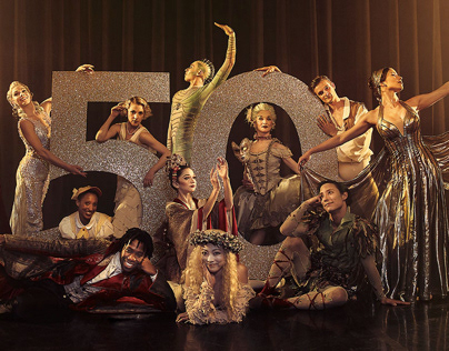 Ballet 50th anniversary