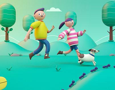 Nostra Casa Animation