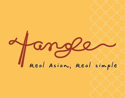 TANGLE branding