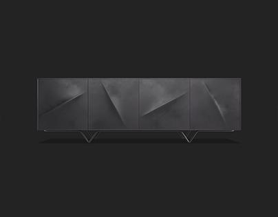 Mobenia - Sydney Sideboard