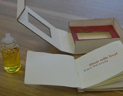 Trust: Saffron Purity Test Kit
