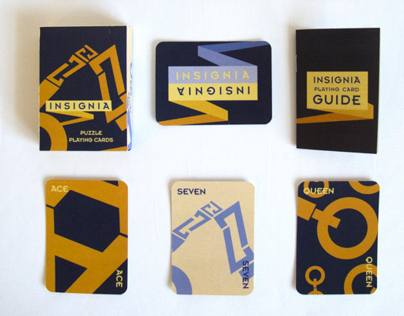 Insignia Playing Cards