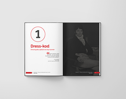 Qalstuklar / Book design